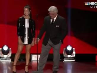 """""""Kijk eens naar die benen!"""" Of hoe zelfs een één-tweetje met olympische kampioene al niet meer door de beugel kan"""