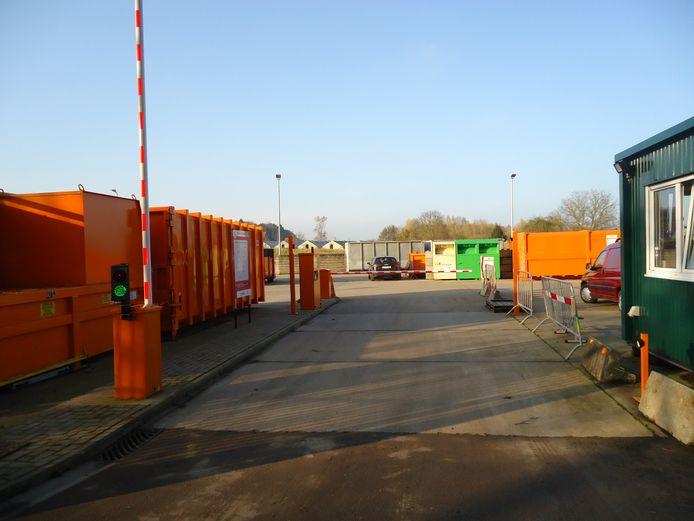De recyclageparken van Overijse en Hoeilaart zijn vanaf zaterdag alleen op afspraak toegankelijk.