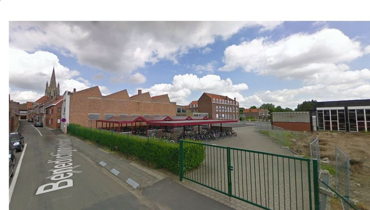 Benedictijnenstraat - Google Streetview