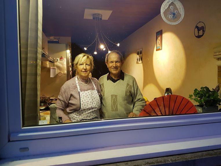 Francis Schellekens en Jacqueline Bervoets zullen nog tot vrijdagochtend in hun huis moeten blijven.