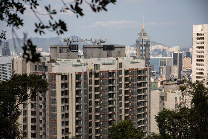 Cet appartement de cinq chambres situé sur les hauteurs de Mid-Levels, quartier prisé de l'île de Hong Kong, a été acheté selon le registre des transactions pour 459,4 millions de dollars hongkongais.