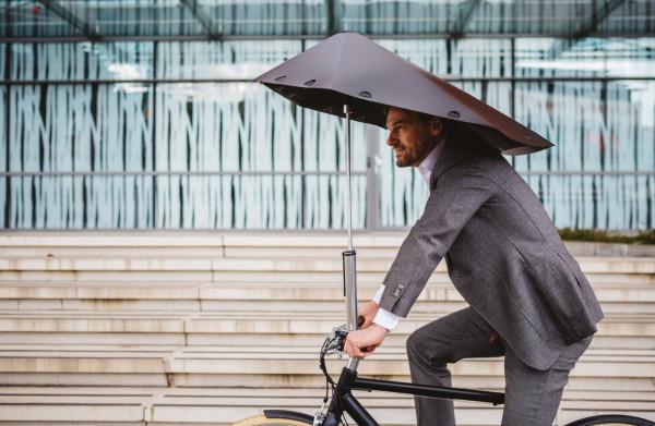 **Toch geen subsidie voor fietsparaplu**