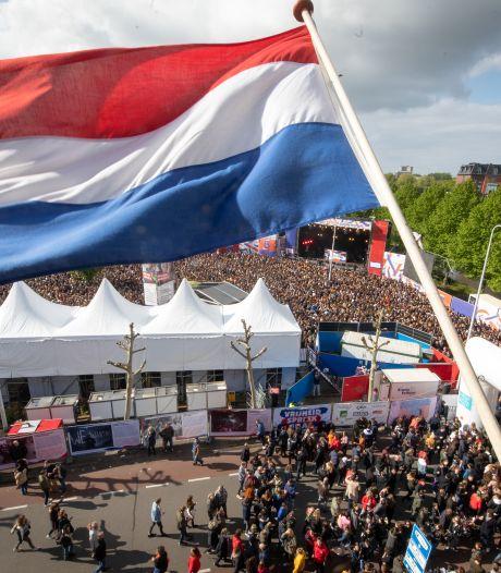 Van Famke Louise tot de blues: zó ziet feesten tijdens Bevrijdingsdag in Wageningen eruit