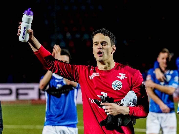 Doelman Van der Steen wil loopbaan best afsluiten in De Vliert