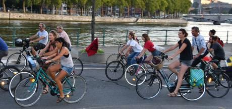 Un cycliste renversé à Liège: un sit-in prévu ce vendredi au rond-point des Chiroux