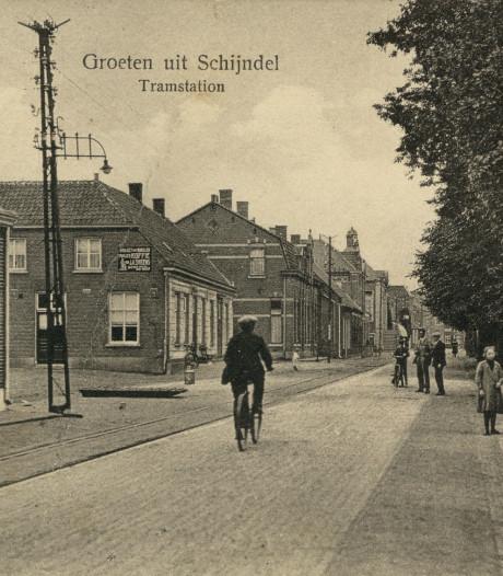 Tramhuys in Schijndel knipoogt naar het verleden