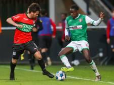 FC Dordrecht beëindigt seizoen in stijl: 2-1 nederlaag tegen NEC in blessuretijd