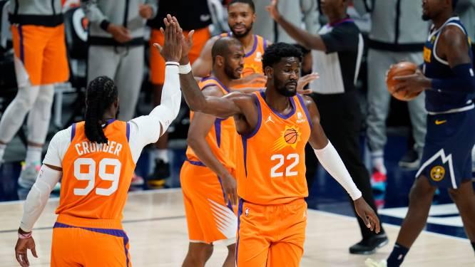 Phoenix Suns pakken vierde zege op rij in NBA