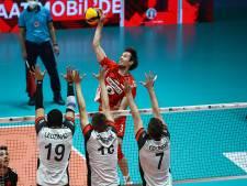 Volleybalinternational Van Garderen keert terug naar Italië