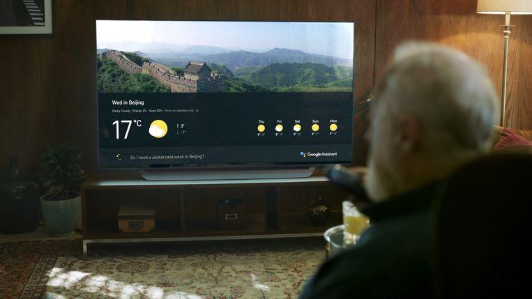 Welk formaat van tv past het beste bij de kamer waarin je kijkt?