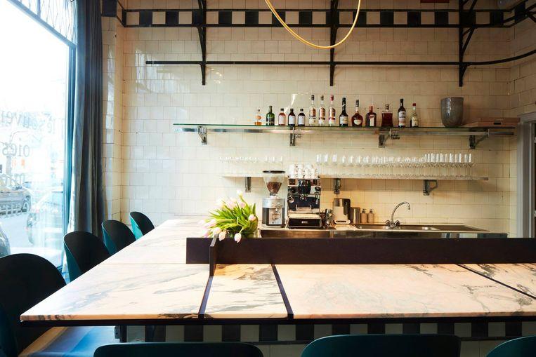 Restaurant Souvenir, Gent Beeld rv