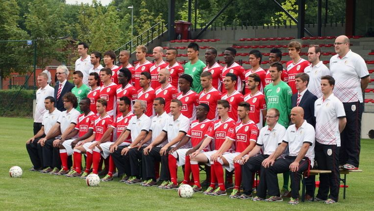 Teamfoto Standard Luik. Beeld pro shots