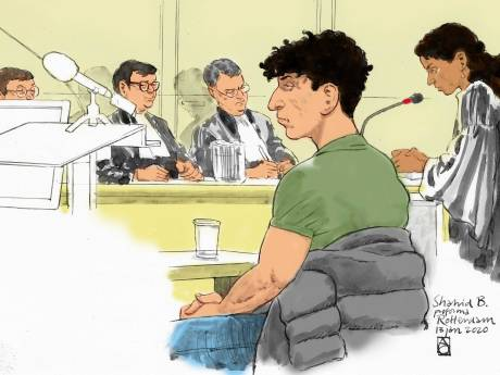 'Trouwstoetmepper' moet een jaar de cel in voor slaan van politieman Geert Jan de Jonge