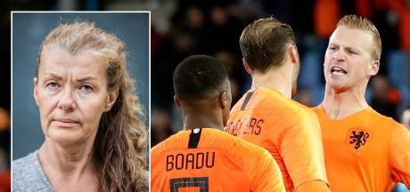 'Jong Oranje, maak een statement en ga alsjeblieft niet voetballen in Belarus'