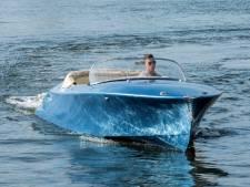 Patrick (21) uit Nunspeet start ondernemerscarrière met luxeboot van ruim een ton