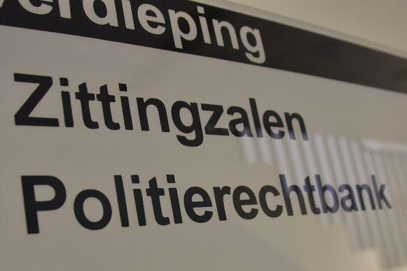 politierechtbank Kortrijk