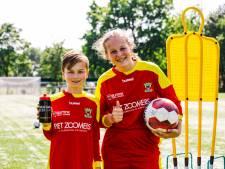 GA Eagles zet jeugd aan tot voetbal in de zomervakantie