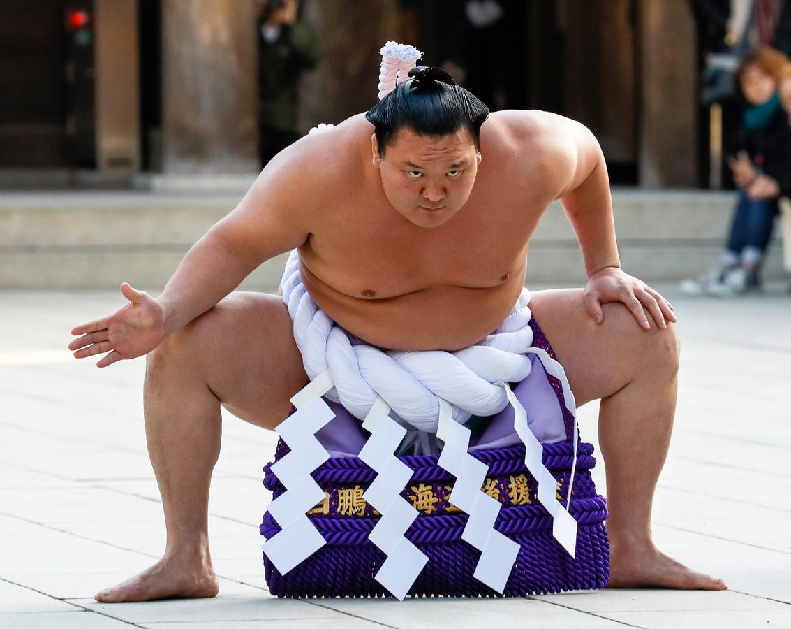 Hakuho Sho.