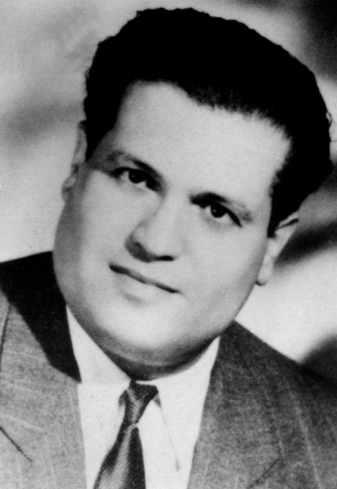 De Algerijnse vrijheidsstrijder Ali Boumendjel.