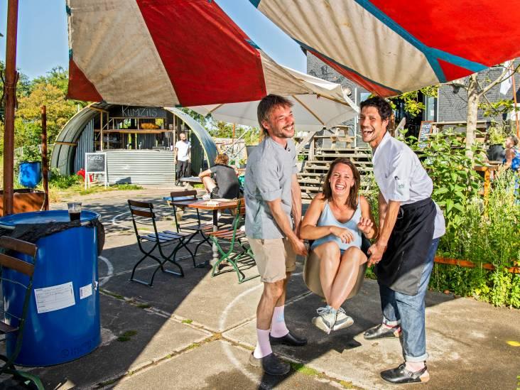 Kom, zit en geniet bij Kumzits - de ultieme zomeridylle (met stiekem héél goed eten)