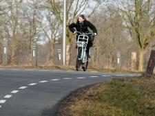Provincie heeft (nog) geen schip vol geld voor aanleg fietspad langs Ypeloweg bij Enter
