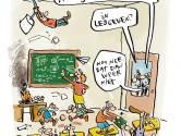 Wat merken leerlingen van zij-instromers? 'Wij durven meer'