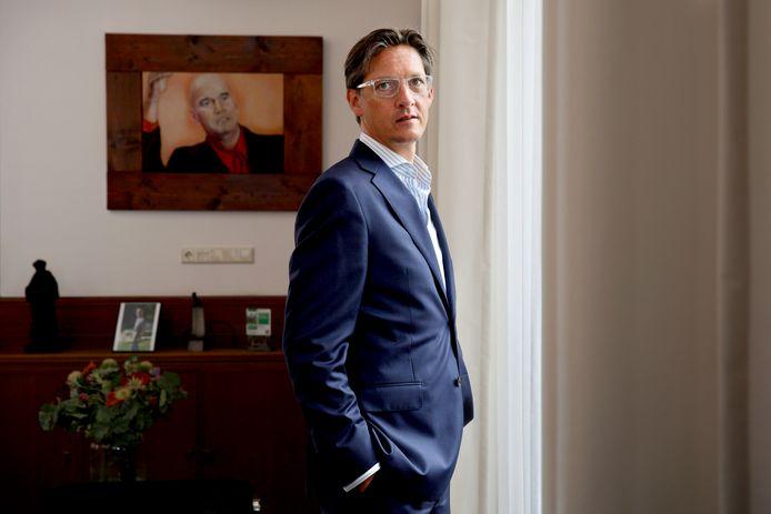 Joost Eerdmans stopt als lijsttrekker van Leefbaar Rotterdam.