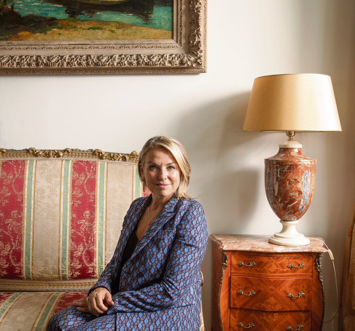 Esther Perel. Beeld Getty Images