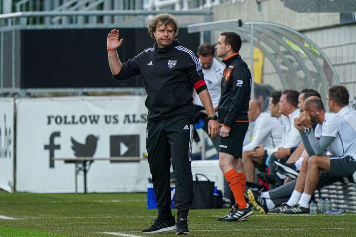 Eupen-coach Stefan Krämer.