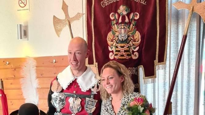 Marcellino Kummeling nieuwe schutterskoning bij Gijsbrecht van Aemstel