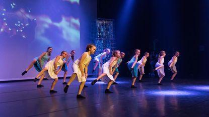 Team Get Wild maakt zich op voor jaarlijkse dansshow