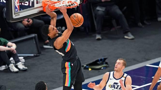 Utah komt weer aan kop in Western Conference, Phoenix verliest fors