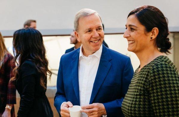 Kandidaat-voorzitter Rutger Ploum: 'CDA moet barmhartig zijn en dichter bij mensen staan'