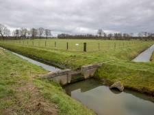 Sloten in Twente nu nog behoorlijk vol, maar kans op verdroging in de zomer is weer reëel