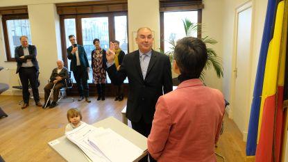 Ook Borsbeek heeft nu officieel een burgervader