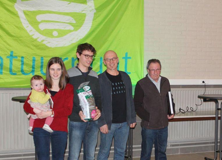 De familie Hollevoet, Frans Wouters en Erik Van Beek