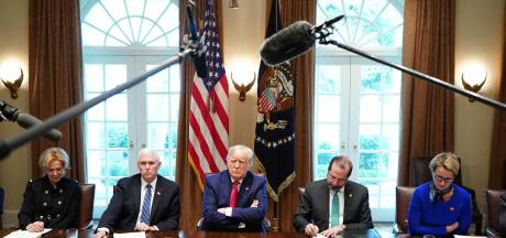 Het Witte Huis roemt 'het einde van coronapandemie' als prestatie, ondanks piek in coronabesmettingen