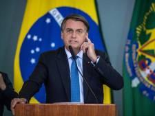 """Une nouvelle plainte pour """"crime contre l'humanité"""" vise le président Bolsonaro"""