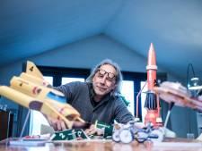 Jan plakt brommers en ruimteschepen in elkaar: 'Tijdens de lockdown is het ideaal'
