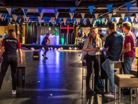 Teleurstellende opkomst bij 'Mbo meets hbo-festival' in stadion PEC Zwolle