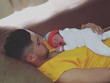 Maxi Romero (19) is vader, 'Raf' nog steeds dolblij met Estavana