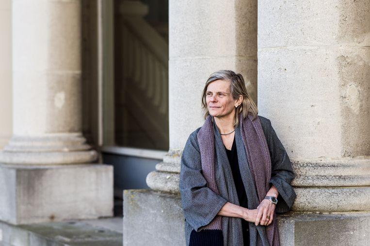 Caroline Pauwels. Beeld Tine Schoemaker