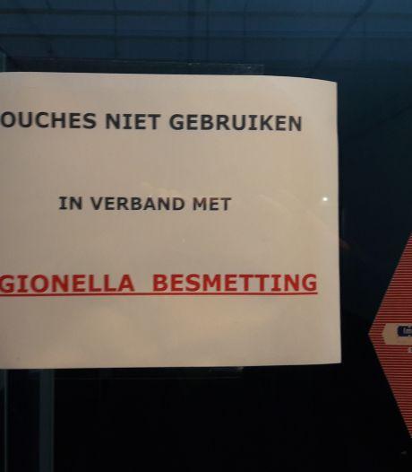 'Legionella-golf': douchen verboden in 5 Hengelose sportaccommodaties