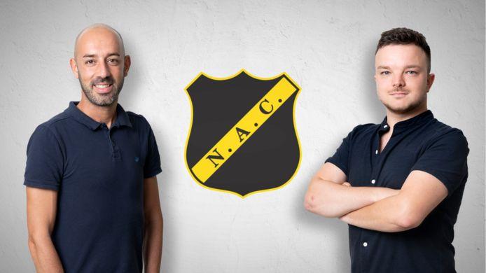 Clubwatchers NAC Yadran Blanco & Dennis Kas