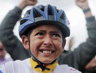 """Ook Bernal treurt om tragisch overlijden Julián Esteban Gómez, de jongen die huilde na zijn Tourzege: """"Vandaag huilen we om jou"""""""