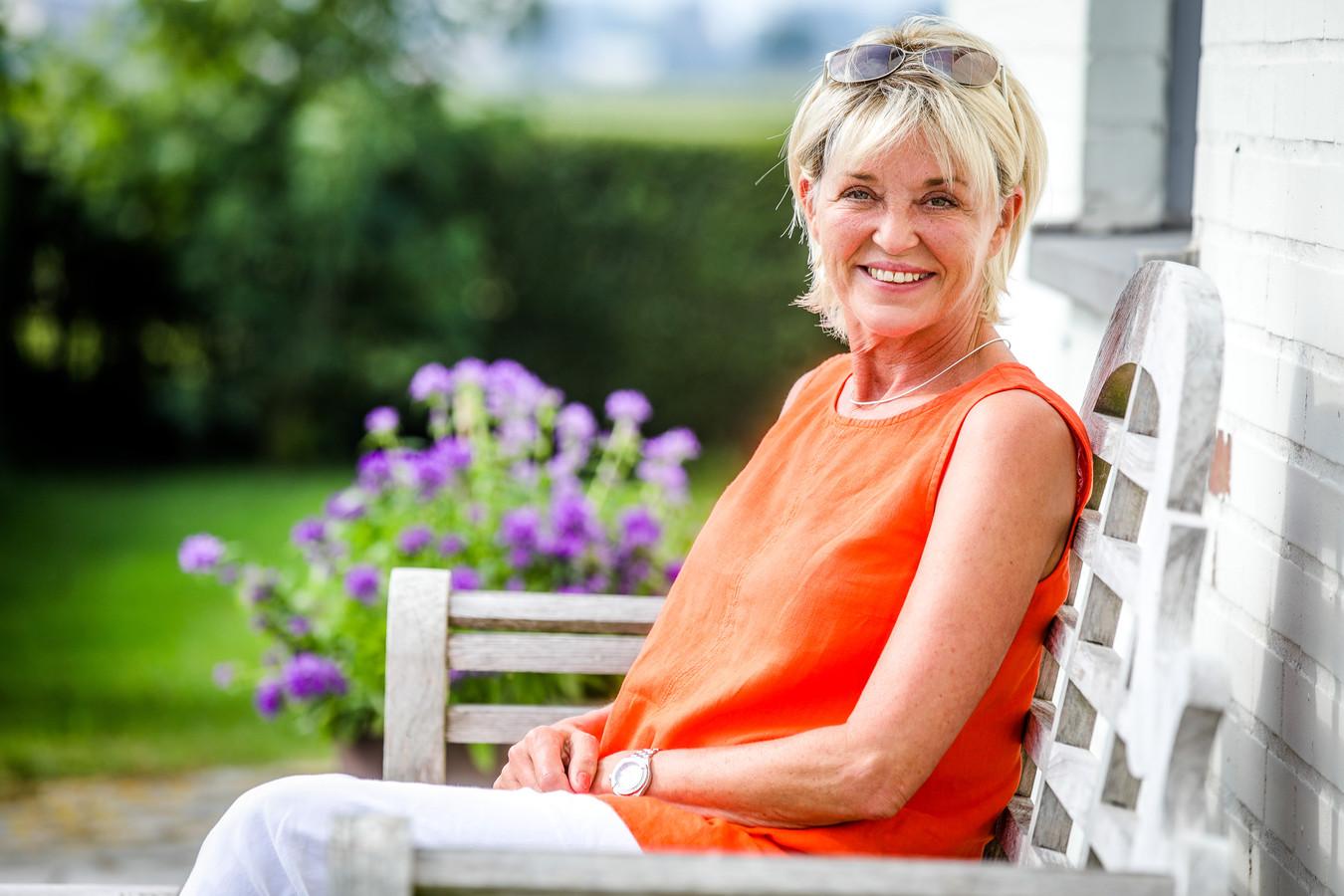Christine Dehaemers blikt terug op een gitzwarte periode.