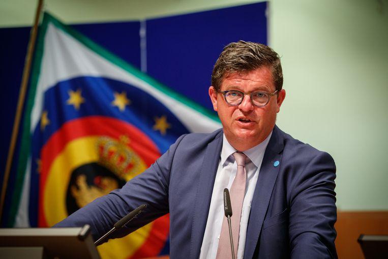Open Vld-lijsttrekker en gewezen minister van Energie Bart Tommelein.
