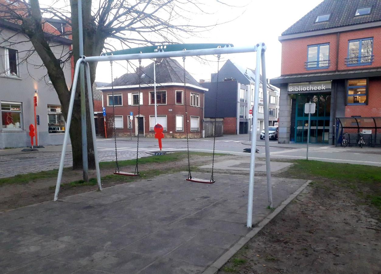 Verschillende speeltuintjes in Herentals krijgen een opfrisbeurt