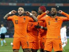 Memphis wil feestvieren met koning: 'Als we EK winnen samen met vingers in oren'