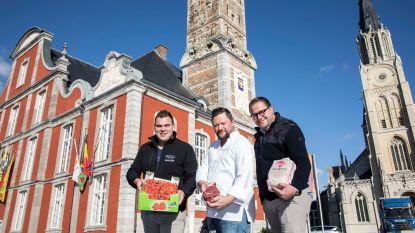 Handelaars in Sint-Truiden, Nieuwerkerken en Gingelom leveren boodschappen gratis aan huis